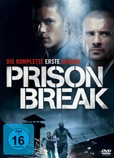 Prison Break - Die komplette Season 1 (6 Discs) Poster