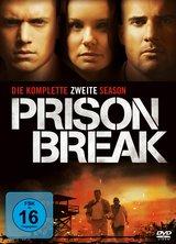 Prison Break - Die komplette Season 2 (6 Discs) Poster