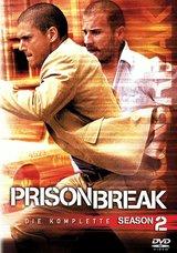 Prison Break - Die komplette Season 2 (6 DVDs) Poster