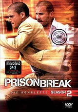 Prison Break - Die komplette Season 2 Poster