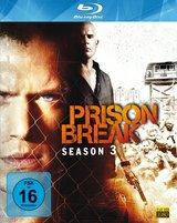 Prison Break - Die komplette Season 3 (4 Discs) Poster