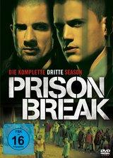 Prison Break - Die komplette Season 3 (6 Discs) Poster