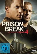 Prison Break - Die komplette Season 4 (6 DVDs) Poster