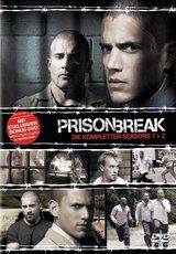 Prison Break - Die kompletten Seasons 1+2 (13 DVDs) Poster