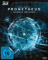 Prometheus - Dunkle Zeichen (Blu-ray 3D, + Blu-ray 2D, Bonus BD) Poster