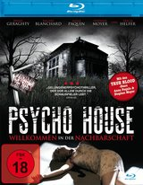 Psycho House Poster