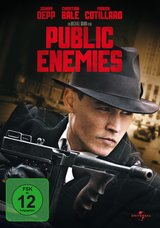 Public Enemies (Special Edition, 2 DVDs) Poster