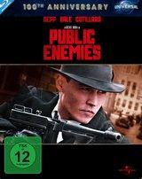 Public Enemies (Steelbook) Poster