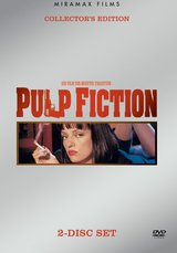 Pulp Fiction (Collector's Edition, 2 DVDs, Steelbook) Poster
