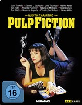 Pulp Fiction (Steel Edition) Poster