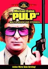 Pulp - Malta sehen und sterben Poster