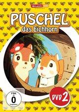 Puschel, das Eichhorn 2 DVD Box (2 Discs) Poster