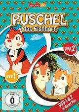 Puschel, das Eichhorn - DVD 1 & 2 in dieser Box (2 Discs) Poster