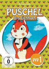 Puschel, das Eichhorn, DVD 1 Poster