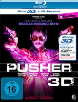 Pusher (Blu-ray 3D) Poster