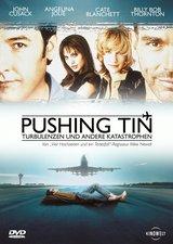 Pushing Tin - Turbulenzen und andere Katastrophen Poster