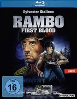 Rambo - First Blood (Uncut) Poster