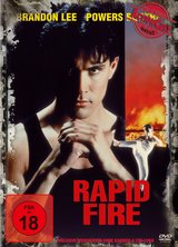 Rapid Fire (Action Cult, Uncut) Poster