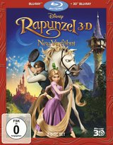 Rapunzel - Neu verföhnt (Blu-ray 3D + Blu-ray 2D) Poster