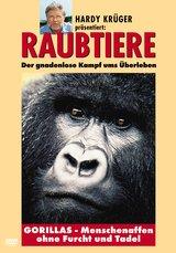 Raubtiere: Gorillas - Menschenaffen ohne Furcht und Tadel Poster