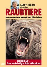 Raubtiere: Grizzly - Der mächtige Bär Alaskas Poster