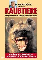 Raubtiere: Hyäne & Leopard - Rivalen im Tal des Todes Poster