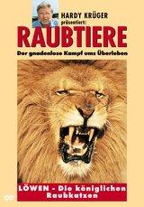 Raubtiere: Löwen - Die königlichen Raubkatzen Poster
