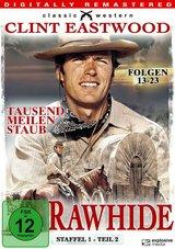 Rawhide - Tausend Meilen Staub, Staffel 1, Teil 2, Folgen 13-23 (Digitally Remastered, 3 Discs) Poster