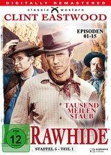 Rawhide - Tausend Meilen Staub, Staffel 5, Teil 1 Poster