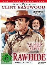 Rawhide - Tausend Meilen Staub - Staffel 6, Teil 1 Poster