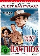 Rawhide - Tausend Meilen Staub - Staffel 6, Teil 2 Poster