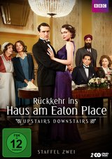 Rückkehr ins Haus am Eaton Place - Upstairs, Downstairs, Staffel Zwei (2 Discs) Poster