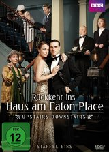 Rückkehr ins Haus am Eaton Place - Upstairs, Downstairs, Staffel Eins Poster