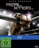 Real Steel (Limited Edition, Steelbook) Poster
