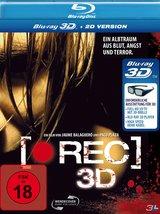 [Rec] (Blu-ray 3D) Poster