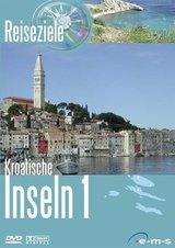 Reiseziele - Kroatische Inseln 1 Poster
