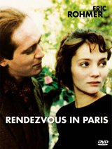 Rendezvous in Paris Poster