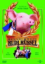 Rennschwein Rudi Rüssel Poster