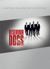 Reservoir Dogs (Limited Collector's Edition, 2 DVDs im StarMetalpak) Poster