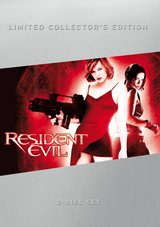Resident Evil (Limited Collector's Edition, 2 DVDs im StarMetalpak) Poster