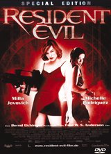 Resident Evil (Special Edition, 2 DVDs) Poster