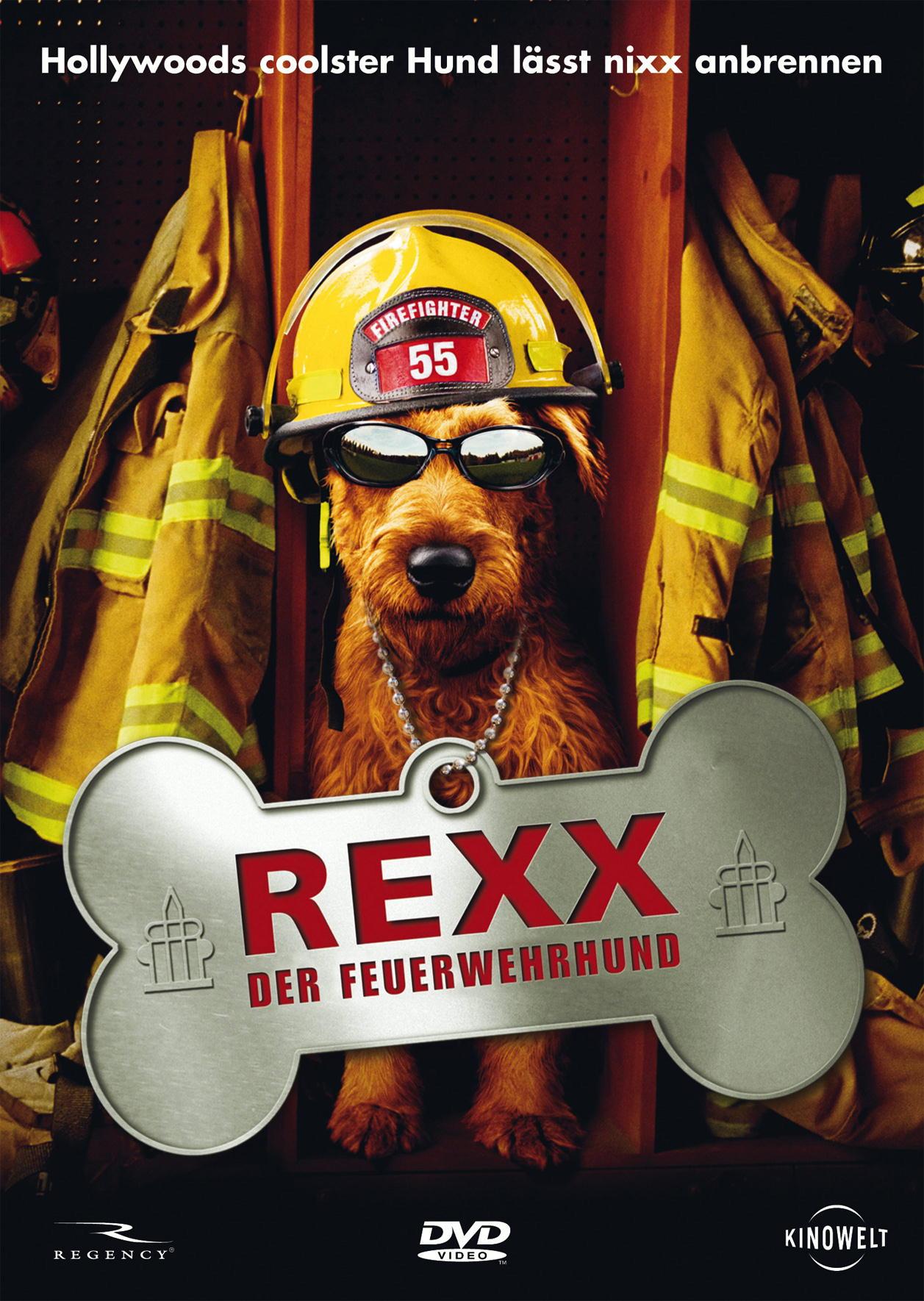 Rexx, der Feuerwehrhund Poster
