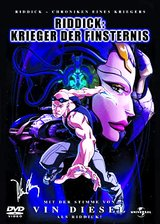 Riddick - Krieger der Finsternis Poster