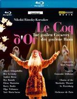Rimski-Korssakoff, Nikolai - Le Coq d'Or / Der goldene Hahn Poster