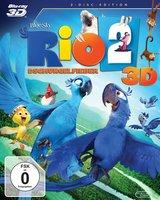 Rio 2 - Dschungelfieber (Blu-ray 3D) Poster