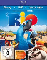 Rio (+ DVD, inkl. Digital Copy) Poster