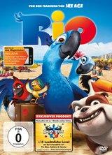 Rio (Exklusiv bei Alpha, inkl. Digital Copy, + Bonusdisc) Poster