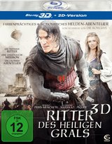 Ritter des heiligen Grals (Blu-ray 3D) Poster