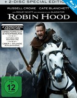 Robin Hood (Director's Cut, Special Edition, 2 Discs, Steelbook) Poster