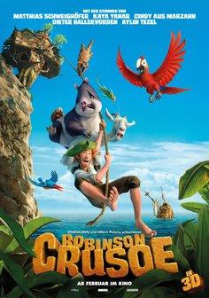 Film-Poster für Robinson Crusoe